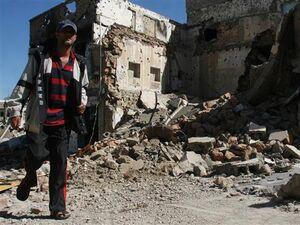 سازمان ملل: حمله مرگبار به بازار یمن محکوم است اما عربستان کاری نکرده!