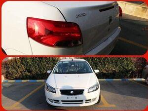 عکس جدید از آخرین تولید ایران خودرو