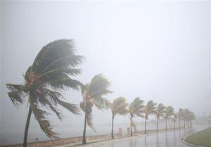 طوفان شدید در گیلان حادثه آفرید