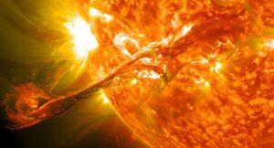 علت بادهای خورشیدی برملا شد!