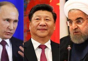 پیام بزرگترین رزمایش نظامی ایران، روسیه و چین از نگاه یک رسانه عرب