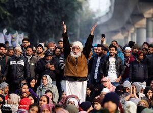 عکس/ تشدید تدابیر امنیتی در هند