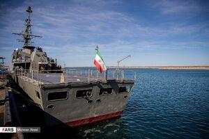 رزمایش مرکب ایران، روسیه و چین