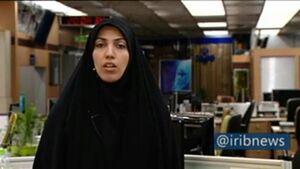 خبرنگار صداوسیما صدای رسانههای بیگانه را درآورد +تصاویر