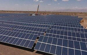 نصب ۲۰ هزار پنل خورشیدی در روستاهای محروم