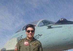 زمان و مکان تشییع پیکر خلبان شهید هواپیمای میگ ۲۹