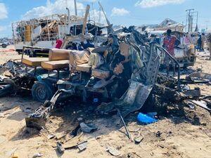 انفجار مرگبار در پایتخت سومالی