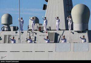 فیلم/ جزئیات دومین روز رزمایش دریایی مشترک ایران، روسیه و چین