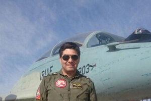 فیلم/ بیقراری خلبان شهید میگ 29 برای پرواز
