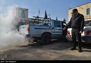 عکس/ دستگیری سارقین درون خودرویی