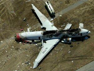 ۵ کشته در سقوط هواپیما در لوئیزیانای آمریکا +فیلم