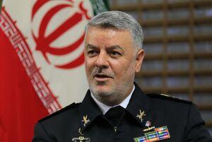 فرمانده نیروی دریایی ارتش: شاهد خیزش تمدنی هستیم