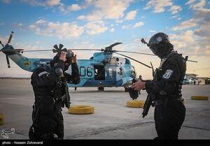 فیلم/ تمرین تاکتیکی ارتش با حضور سرلشکر موسوی