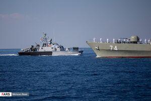 رزمایش مشترک ایران، روسیه و چین پایان یافت
