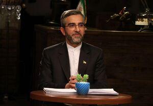 علی باقری معاون امور بینالملل و حقوق بشر قوه قضاییه شد