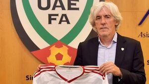 تصمیم جنجالی سرمربی جدید امارات