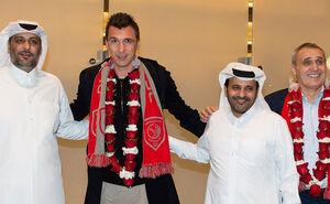 مانژوکیچ: از حضور در فوتبال آسیا خوشحالم
