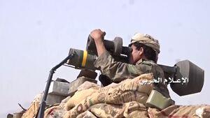 سورپرایز پدافند هوایی یمن برای جنگندههای F۱۵ سعودی/ رکورد شلیک موشک ضد زره در دنیا توسط انصارالله شکسته شد +تصاویر