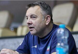 کولاکوویچ: به صعود والیبال ایران به المپیک ایمان داریم