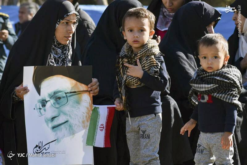 پاسداشت حماسه نهم دی در کرمان