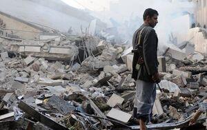 حمله راکتی ائتلاف سعودی به منطقه مسکونی در الحدیده