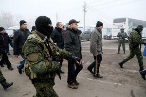 تبادل اسرا میان روسیه و اوکراین