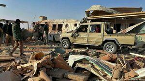 آمریکا در میان اعضای «الحشد الشعبی» چرا به «کتائب حزب الله» حمله کرد؟