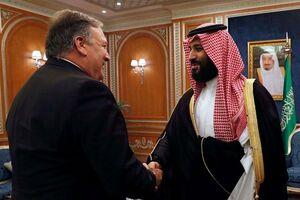 پامپئو پس از رایزنی با نتانیاهو، بنسلمان و بنزاید؛ «به مقابله با ایران ادامه میدهیم»