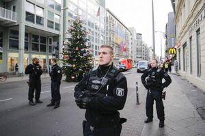 تیراندازی در فروشگاه برلین