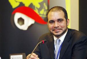 رئیس فدراسیون فوتبال اردن