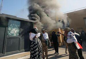 سیلی مردم عراق به آمریکاییها