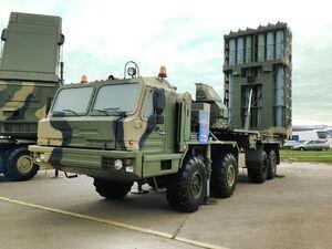 سامانه اس-350 در روسیه عملیاتی شد