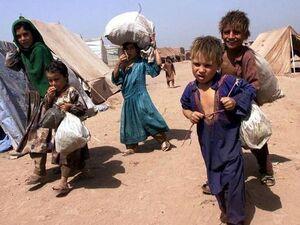 ۴۲۲ هزار شهروند افغانستانی در سال ۲۰۱۹ آواره شدند