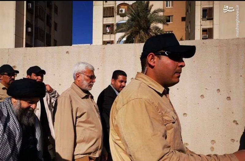 «ابومهدی المهندس» معاون سازمان الحشدالشعبی