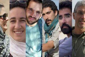 بازیگر زن معروف ایرانی و ردپای او در پرونده محیط زیستیها +عکس