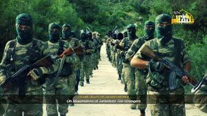 خطرناکترین تروریستهای دنیا که نباید زنده از سوریه خارج شوند/ آیا ایران، روسیه و چین در استان ادلب عملیات مشترک انجام میدهند؟ +عکس و نقشه