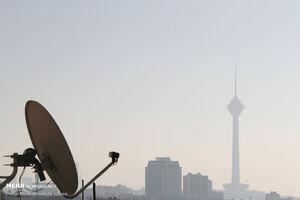 شاخص آلودگی هوای تهران از ۱۰۰ عبور کرد