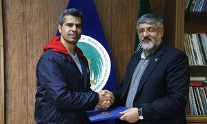 هادی ساعی در تیم ملی تکواندو پست گرفت
