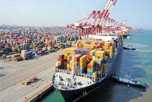 صادرات از واردات پیشی گرفت