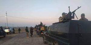 با نام شهدای اخیر حمله آمریکا؛ آغاز عملیات جدید الحشد الشعبی در شمال عراق