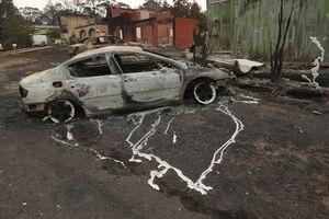 افزایش تلفات آتشسوزی استرالیا