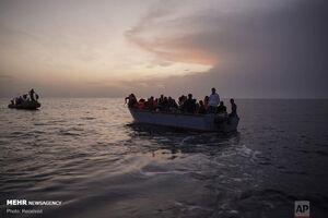 عکس/ بودجه بیثمر اروپا برای مقابله با موج مهاجرت