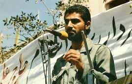 شهید سپهبد حاج قاسم سلیمانی در دوران دفاع مقدس