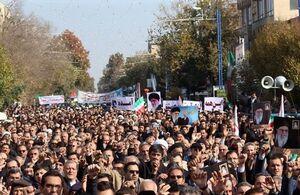 در پی شهادت سردار سلیمانی، تظاهرات پس از نماز جمعه در سراسر کشور