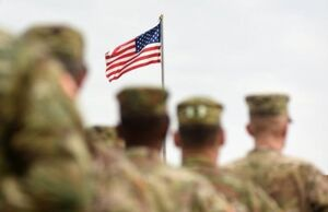عکس/ تعداد نیروهای نظامی آمریکا در غرب آسیا