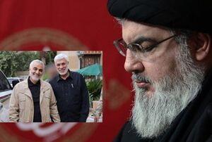 نصرالله : به این شهادت باعظمت غبطه میخورم