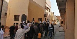 تظاهرات بحرینیها در محکومیت ترور شهیدان سردار سلیمانی و المهندس +عکس