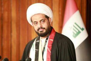 عصائب: حمله داعش بهانه آمریکا برای ماندن در عراق است
