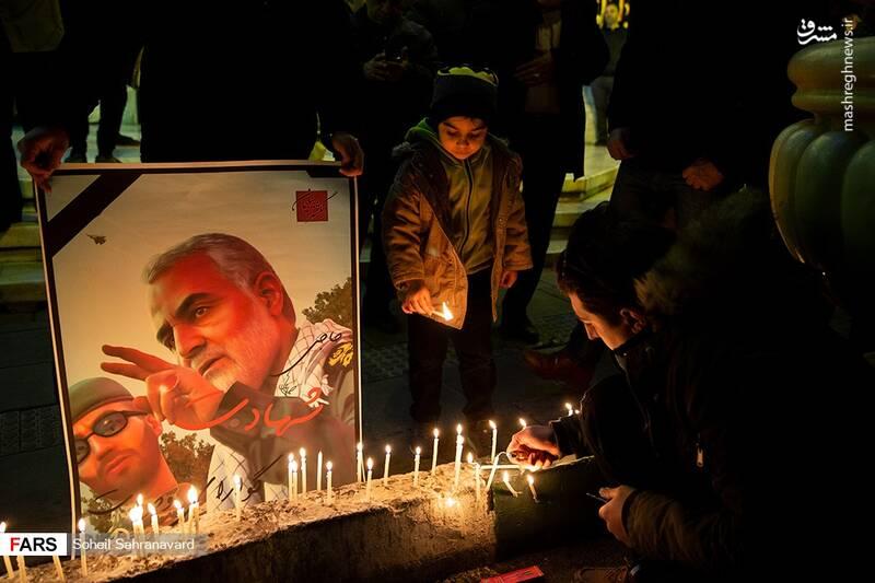 سردار سلیمانی، مدال افتخاری بر سینه ایران اسلامی