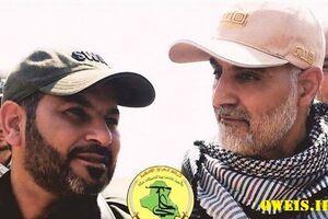 توییت معنادار  فرمانده جنبشهای مقاومت عراق